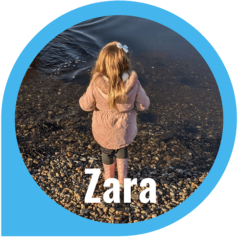 Photo of Zara - Chief of Mischief at Yendor Homes Estate Agent and Lettings
