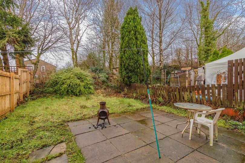 Garden - Drumnessie Road, Westfield ,Cumbernauld G68